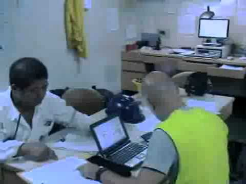 Safe marine operations at Milaki port in Greece
