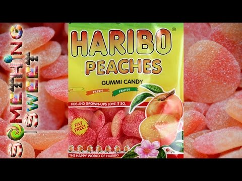 Something Sweet for *Charity* Haribo -Peaches