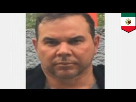 Drug war: Mexican cartel leader Cesar Gastelum Serrano arrested in Cancun