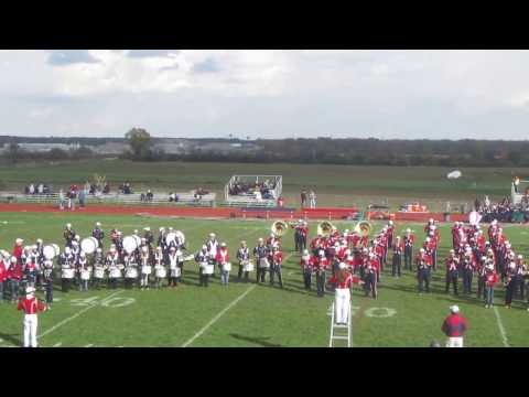 2013 South Elgin High School Marching Band Day