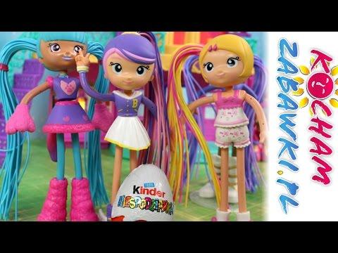 Przygotowania Na Bal | Betty Spaghetty & Kinder Niespodzianka | Bajki Dla Dzieci