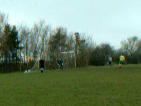 Stuart Mason Penalty Kick No. 6 (Sudden Death) in the Shootout V Leather Craftsman