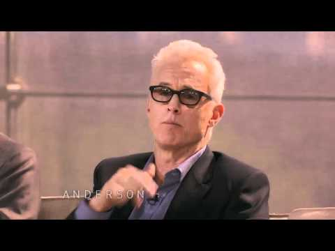 John Slattery Auditioned for Role of Don Draper