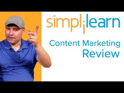 Simplilearn Content Marketing Course Review