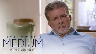 Tyler Henry Makes a Stunning Prediction for Alan Thicke | Hollywood Medium with Tyler Henry | E!