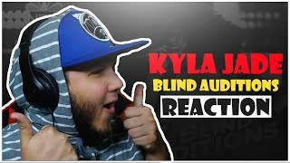 "Download Lagu 🔥👍 REACTION !! 🔥👍 The Voice 2018 Blind Audition - Kyla Jade: ""See Saw"" Gratis STAFABAND"