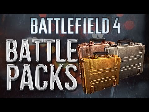 Battlefield 4 (BF4) Battlepacks Explained & How To Use XP Boosts