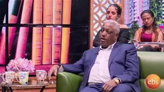 አቶ አባዱላ ገመዳ ስለ ዲቦራ መፅሀፋቸዉ እና ቆይታ በቅዳሜ ከሰዓት /Kidamen Keseat With Ato Abadula Gemeda