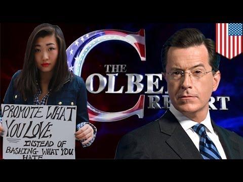 #CancelColbert: Suey Park vs Stephen Colbert, Colbert Wins!