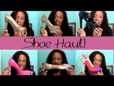 Shoe Haul - Just Fab, Shoemint, Forever 21, etc.