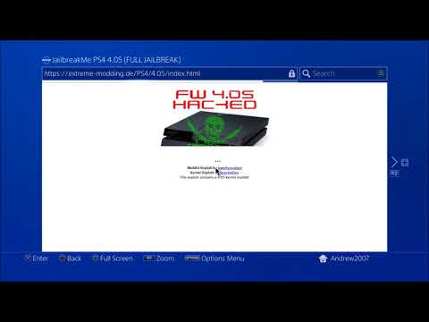 Linux On The Playstation 4 (PS4 Jailbreak)