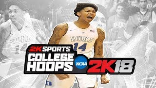 "NCAA 2K18: College Hoops ""MyCareer"" Ep.1 