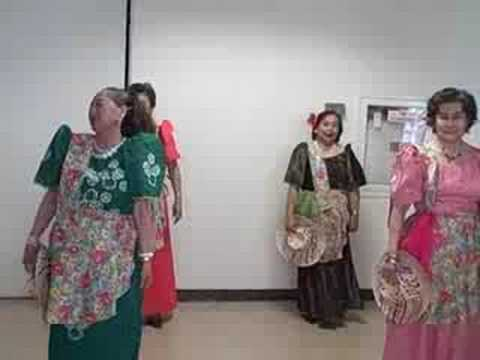 Salakot (hat) Folk Dance video