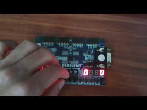Tareas diseño digital: Decodificador de numeros binarios (Tarea 4)