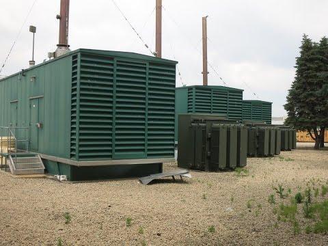 Used-Caterpillar 2000 kW standby diesel generator set - stock # 47271001