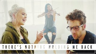 Download Lagu THERE'S NOTHING HOLDING ME BACK - Shawn Mendes | KHS, Macy Kate, Will Champlin COVER Gratis STAFABAND