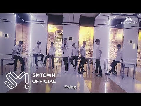 Super Junior-m swing music Video (chn Ver.) video