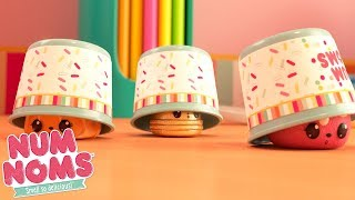 Num Noms | Hide and Seek | Num Noms Snackables Compilation | Cartoons for Children