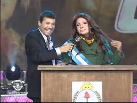 Cristina en Gran Cuñado 2009 Primera aparición