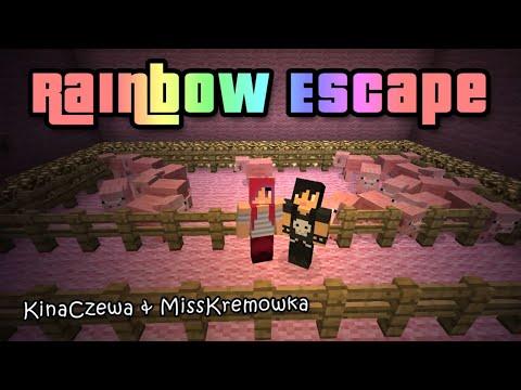 Ta mapka jest zepsuta - Rainbow Escape #2/OST [MissKremowka & Kinaczewa]