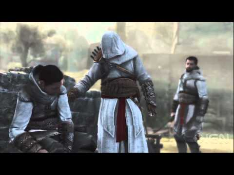 Assassin's Creed Revelations: Altair in Action