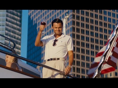 The Wolf Of Wall Street Official Movie Trailer 2013 Leonardo ...