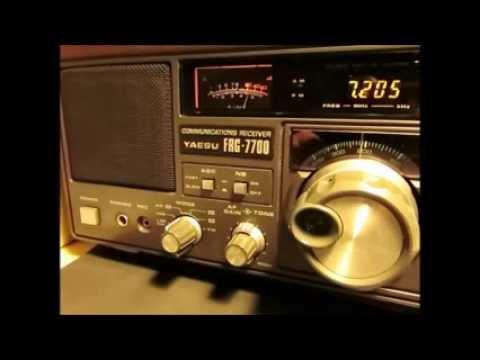 Sudan Radio, 7205 Khz