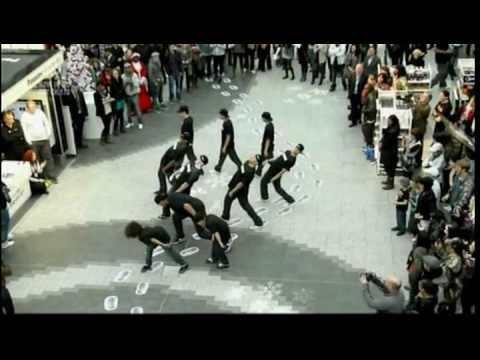 Diversity - Got To Dance Flashmob video