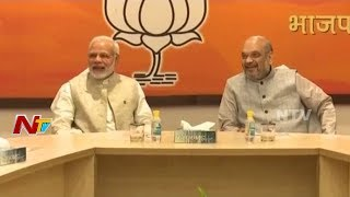 Amit Shah Serious Comments on Congress-JDS Alliance in Karnataka