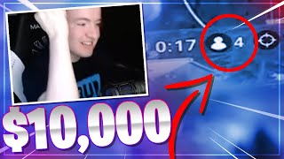 How we won $10,000 in Fortnite with just ONE kill