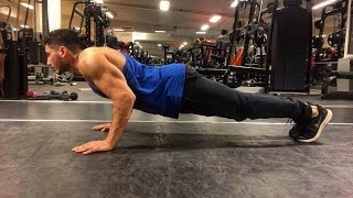 Can't Do 100 Push-Ups In A Row? Just Do THIS!