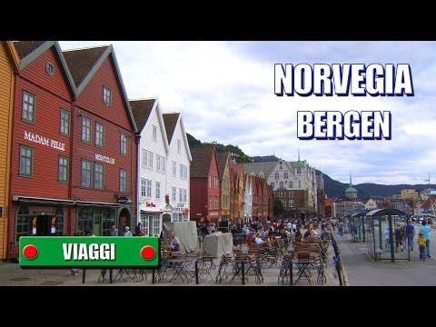 NORVEGIA - Bergen - In giro per la città - di Sergio Colombini