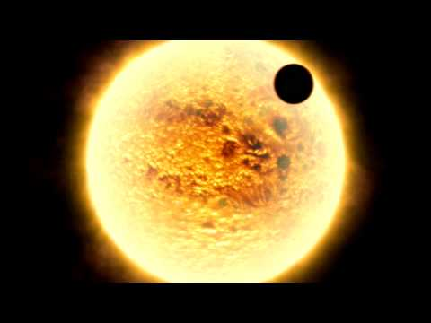 Kids Educational Videos - The Solar System  - The Sun