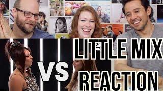 Download Lagu LITTLE MIX -FACE TO FACE -  Jade vs Little Mix - REACTION Gratis STAFABAND