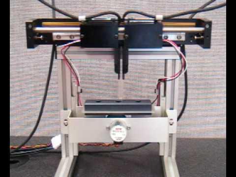 Linear shaft motor linear servo as medical gripper for Nippon pulse linear motor