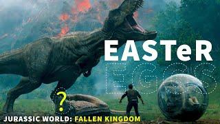 Jurassic World: Fallen Kingdom Trailer Easter Eggs!