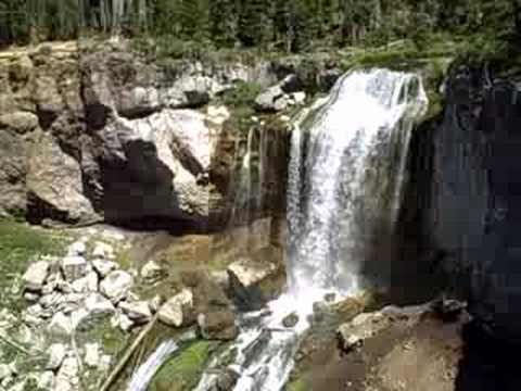 Newberry National Monument--Paulina Falls Video