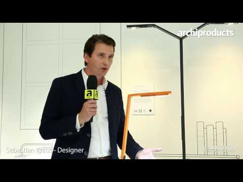 ORGATEC 2016 | Luctra - Sebastian Kraus