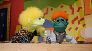 Why do we worship? – Kids church puppets, Cliff & Treble