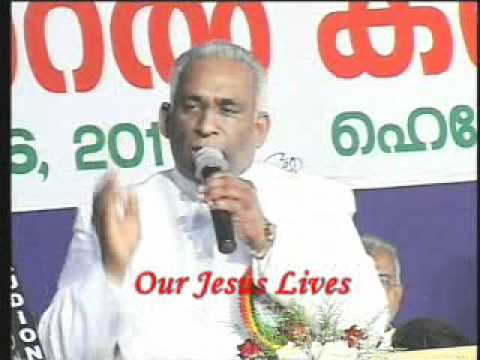 Kumbanad Convention 2011, Pr Baby Varghese Mark 16 15 20,Part 2