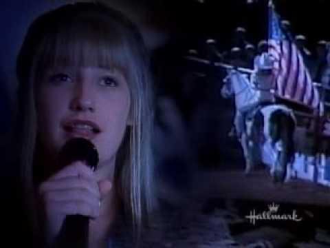 Star spangled banner sung by Lila McCann - USA anthem