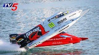 షార్జాలో F1H2o సందడి..!   F1H2o Powerboat Racing In Sharjah
