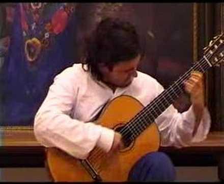 Antonio Mascolo-Finale by Manuel Ponce