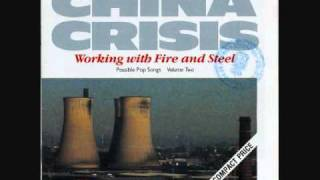 Watch China Crisis Here Comes A Raincloud video