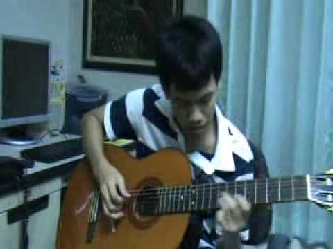 Near Dawn by Thai 15 years old Classic Guitar Player