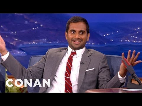 Aziz Ansari s Marriage Advice - CONAN on TBS