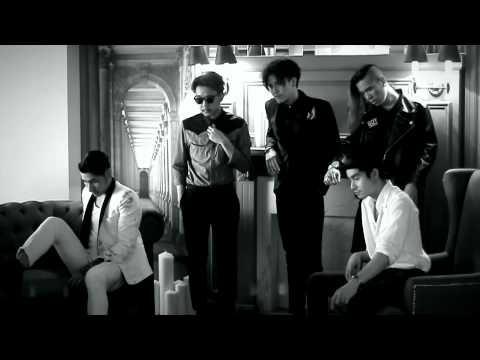 behind MV ความจริง - The Mousses