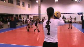 asics junior national volleyball championships chicago