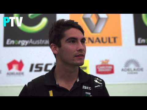 Chad Wingard post game interview - Round 2, 2014 v Adelaide