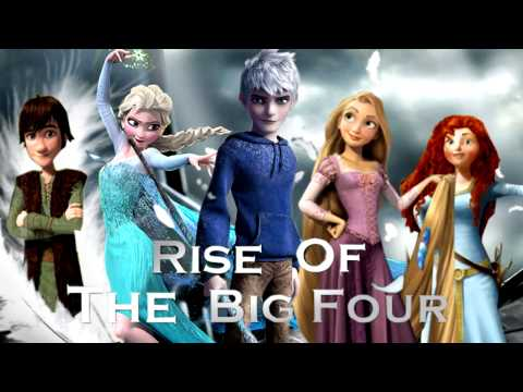Rise Of The Big Four - Soundtrack Trailer [Edited] HD
